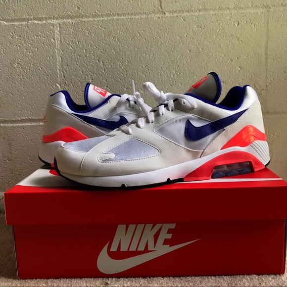 1991 Nike Air 180   Original 1991 release Air 180 size 9.5